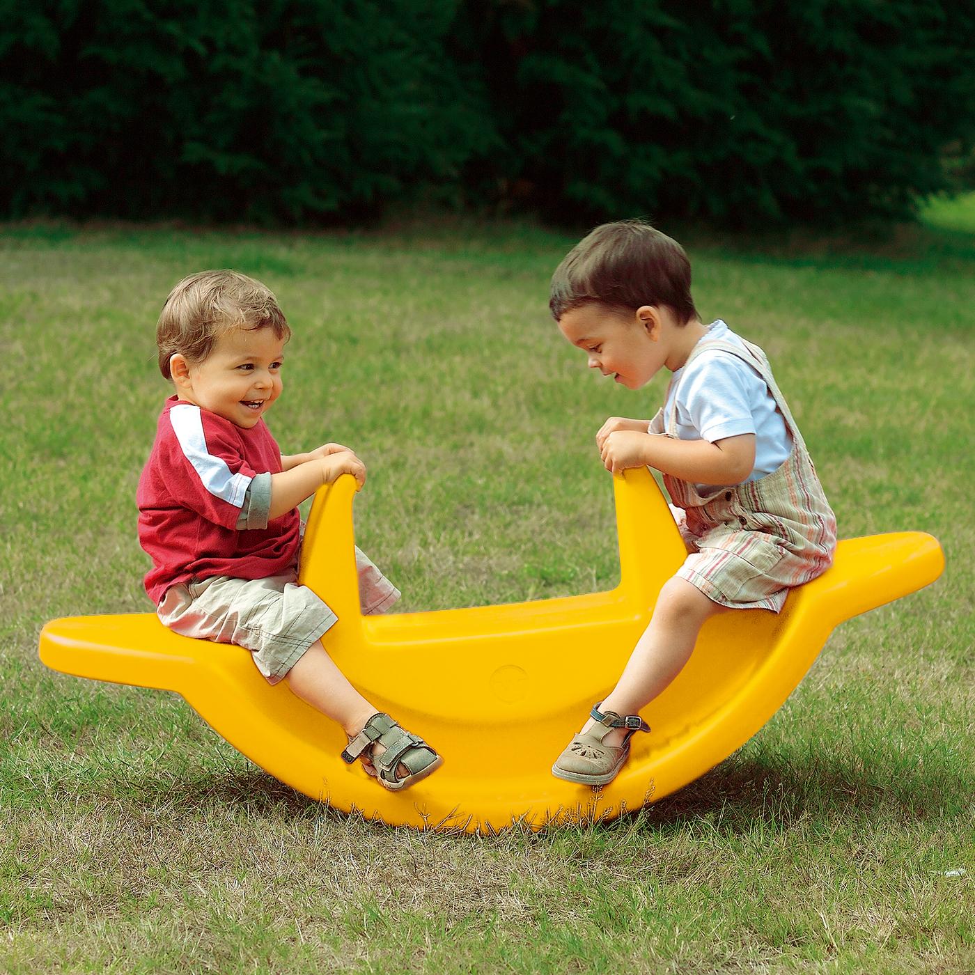 3 seater Rocker - Seesaw - daycare playground equipment - Excellent4KidsExcellent4Kids