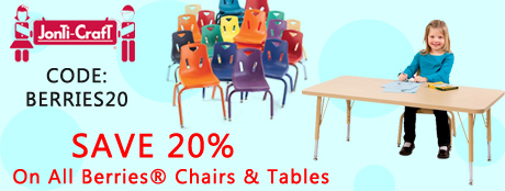 berries stackable chairs