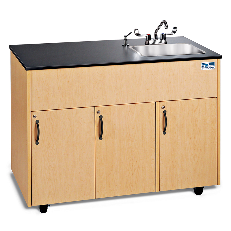 Ozark River 174 Advantage Portable Sink Single Stainless Steel