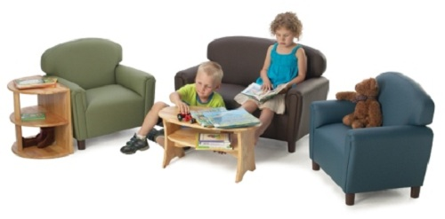 Preschool Enviro Child Sofa