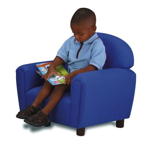 Enviro chair toddler preschool and child day care for Kids overstuffed chair