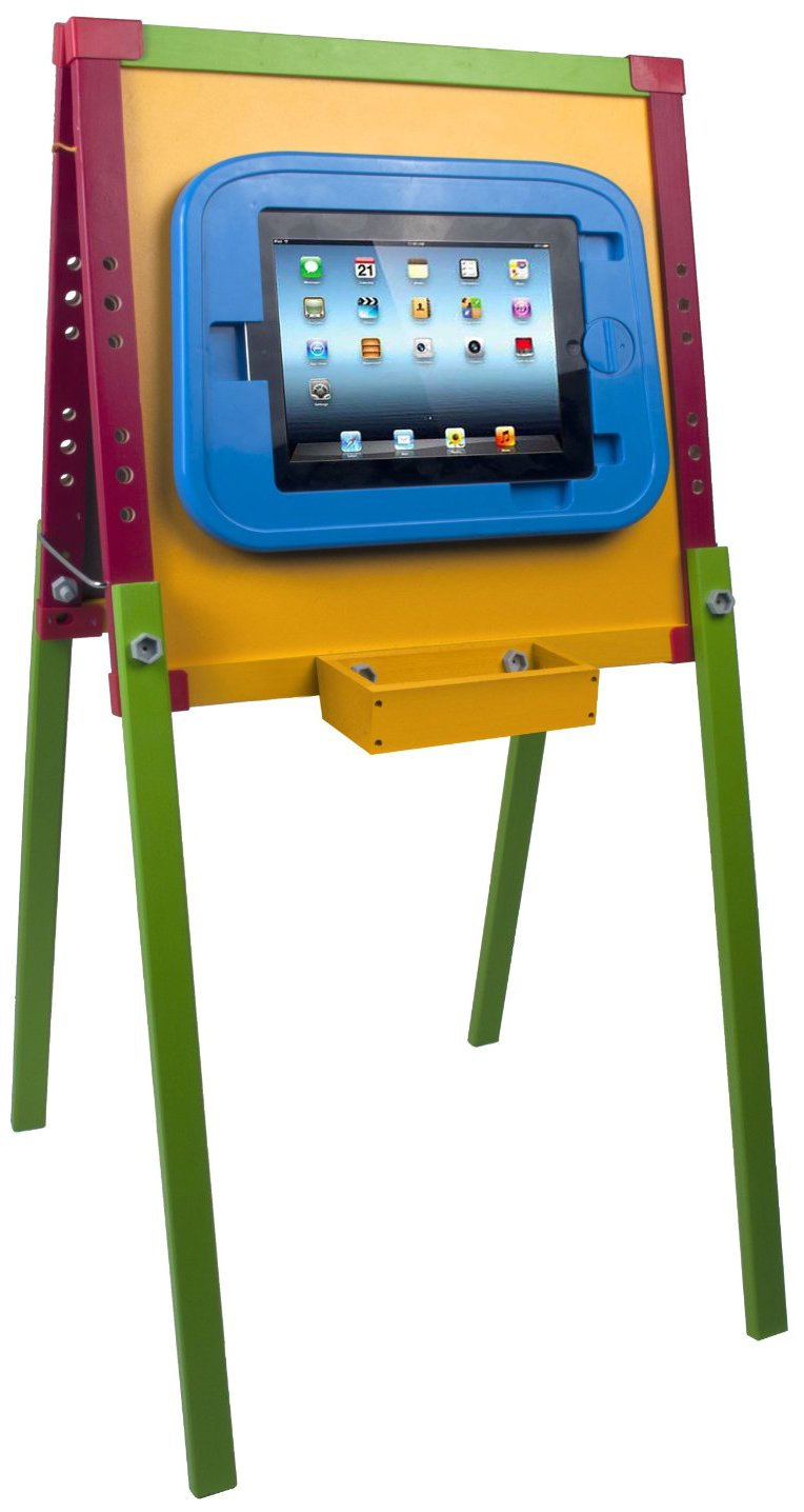 ipad kids drawing easel excellent4kids